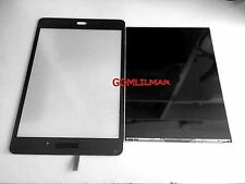 Samsung Galaxy Tab A 8.0 SM-T350 Touch Digitizer +LCD  screen, BRONZE TITANIUM