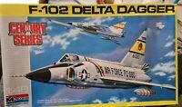 Monogram century series F-102 Delta dagger