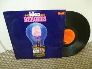 "Bee Gees : Idea 12"" Vinyl Record Album -"