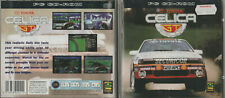 PC CD-ROM - TOYOTA CELICA GT - TESTS DRIVING SKILLS OVER 30 DIFFERENT COURSES