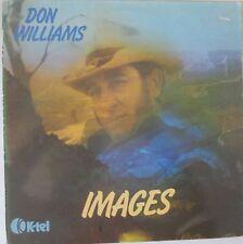 DON WILLIAMS LP IMAGES VGC 1978 NE1033 EXC