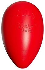 Jolly Pets Jolly Egg Hard Plastic Ball Dog Chew Toy 12 Inch Red