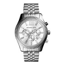 81ca6cd5a6 Michael Kors Lexington MK8405 orologio uomo al quarzo- GARANZIA DI 2 ANNI