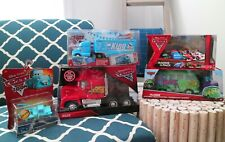 Disney Pixar CARS Lot  *TOON TOKYO MATER WITH OIL STAINS DELUXE*