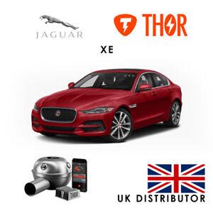 Jaguar XE THOR Electronic Exhaust, 1 Loudspeaker UK