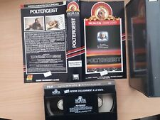 VHS, RARE / HORREUR / POLTERGEIST /MGM/UA HOME VIDEO