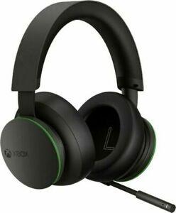 Microsoft Xbox Wireless Headset - Black Series X&S NEW IN HAND FREE SHIPPING