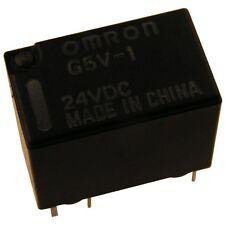 OMRON G5V1-24 Relais 24V DC 1xUM 1A 3840R Relay for Signal Circuits 854071