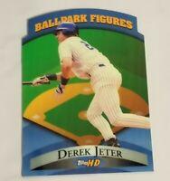1999 Derek Jeter Topps HD Ballpark Figures BF4