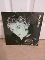 "Madonna – Papa Don't Preach Vinyl 12"" Single Sire W8636T 1986"