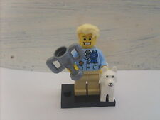 Mini-figure LEGO MINIFIGURES SERIE 16: GAGNANT CONCOURS CANIN - COMME NEUVE
