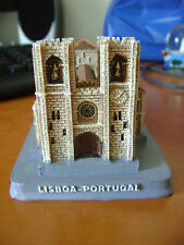 Portugal Historic Building Lisbon Cathedral SE New