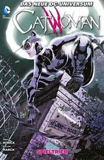 Catwoman (2012) #1 (US 1-6) tedesco il nuovo universo DC-Guillem March Batman