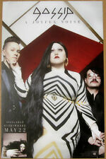 Gossip - A JOYFUL NOISE 2-Sided Promo Poster [2012] - VG++