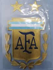 Argentina national soccer team style patch