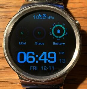 Huawei Watch 42mm Stainless Steel Case Stainless Steel PLEASE READ