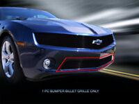 Fedar Lower Bumper Billet Grille For 2010-2013 Chevrolet Camaro LT LS V6 - Black