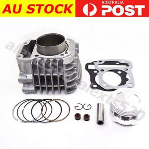 130cc Big Bore Cylinder 54MM Piston Kit For Honda NBC110 NBC 110 Fuel Injection