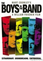 The Boys in the Band (DVD, 2008) Laurence Luckinbill, Peter White, Leonard Frey