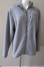 The North Face STORM GRAY COLD GEAR Fleece THICK LINED Jacket-XLARGE-NWOT