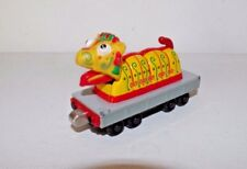2003 Chinese Dragon Car Thomas Train Tank Engine Die-cast Take n Play Along EUC