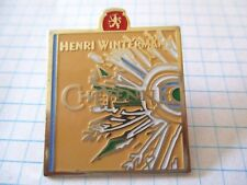 PINS VINTAGE TABAC HENRI WINTERMANS CHEYENNE CIGARES wxc 34