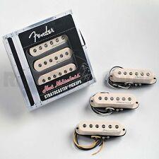 Fender Hot Noiseless Strat Pickups Aged White Set of 3