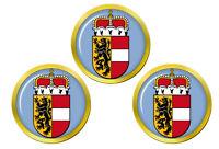 Salzburg, Autriche Marqueurs de Balles de Golf