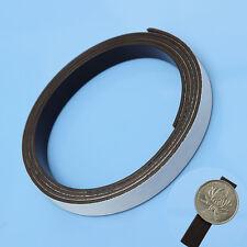 1M Rubber Self Adhesive Magnetic Stripe Flexible Magnet DIY Strip Tape10 x1.5mm