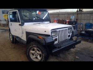 Grille Assembly Fits 87-95 WRANGLER 4238036