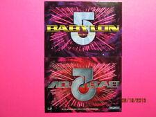 1996 BABYLON 5 - LASER CUT CARD - L2