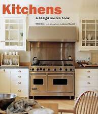 Kitchens: A Design Source Book, Vinny Lee, Used; Very Good Book