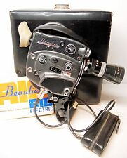 "CAMERA "" BEAULIEU R16 ELECTRIC ""- Model "" SPECIAL ZOOM "" - 16 mm - 1965/68"