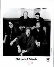 RARE Original Press Photo Phil Lesh and Friends American Rock Band Greatful Dead