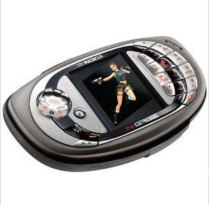 Original Unlocked Nokia N-gage QD Game mobile phone GSM 900 / 1800 Free Ship