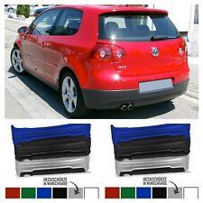 VW Golf 5 2003-2009 GTI GT Stoßstange oben+unten hinten in Wunschfarbe lackiert