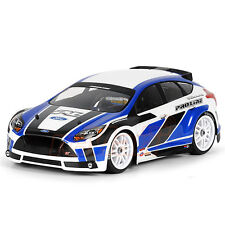 PRO-LINE 2012 Ford Focus ST Clear Body Traxxas 1:16 Rally RC Cars #3353-00