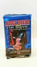 Judge Dredd The Movie Trading Cards Pack 1995