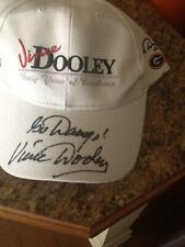 Vince Dooley Autographed Commemorative UGA