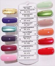 OPI GelColor SET OF 12 HAWAII COLLECTION Spring Summer 2015 GC H65 to GC H76