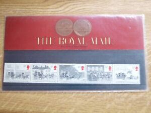 GB Presentation Pack 155 The Royal Mail