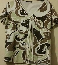 ANN MARIE Lovely Ladies top size 12