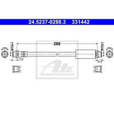 Bremsschlauch - ATE 24.5237-0288.3