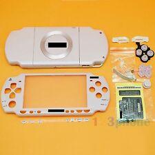 New Full Housing Outer Lens + Button Set +Screw Set For Sony PSP 2000