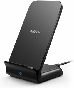 Anker Wireless Charger Stand Qi Charging for iPhone 12 Galaxy S20 Refurbished