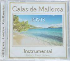 Jovis - Calas de Mallorca Guitars Piano Strings Instrumental CD Neu