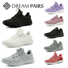 DREAM PAIRS Women's Mesh Casual Walking Shoes Women Sports Running Shoes