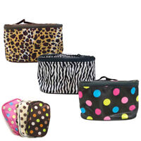 Cosmetic Travel Bag Beauty Girl Fashion Multifunction Makeup Pouch Toiletry Case