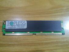 VINTAGE RETRO PC SIMM RAM da 72Pin 1Mbyte 70Ns TOPLESS PC IBM AT 386 486 586