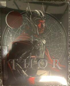 THOR - STEELBOOK MONDO - 4K + Blu-ray  Marvel